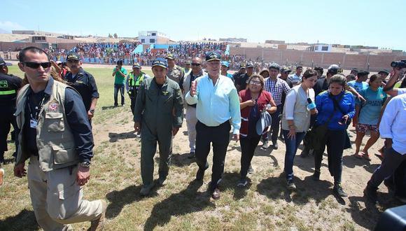 Gobierno declara estado de emergencia por 60 días en Caravelí