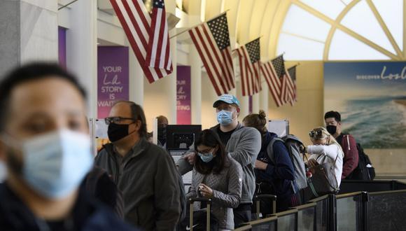 Estados Unidos registra 266.074 muertes por COVID-19, lo que lo hace el país más afectado por la pandemia. (Patrick T. Fallon / AFP)