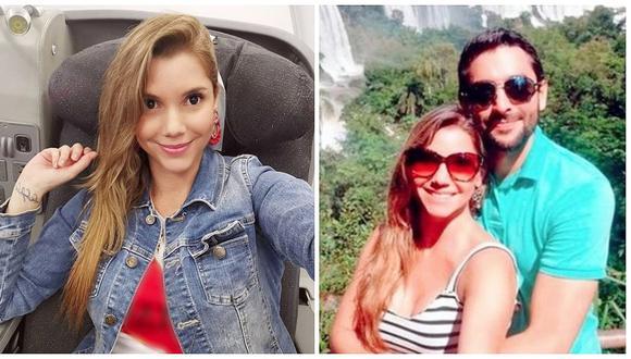 """Alexandra Hörler anuncia el fin de su relación con Luis Castañeda Pardo: """"No tengo más novio y menos suegro"""""""