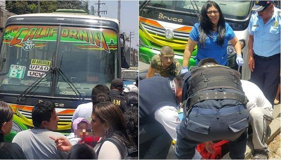 Escolar venezolana es atropellada cuando cruzaba la pista