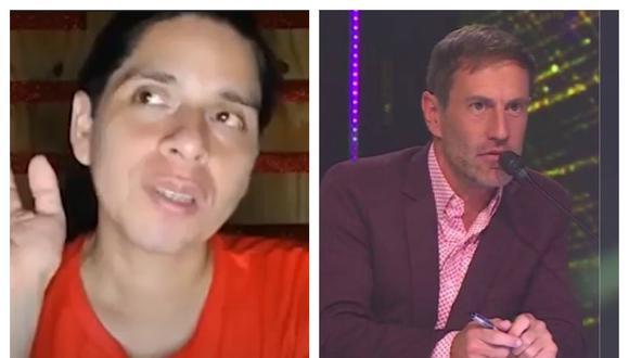 César Osorio se refirió a los comentarios del jurado. Collage: Correo / GEC
