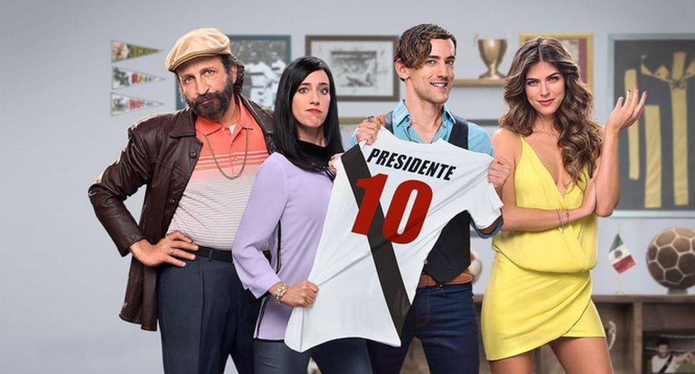 """Netflix estrena """"Club de Cuervos"""", serie en la que actúa Stephanie Cayo"""