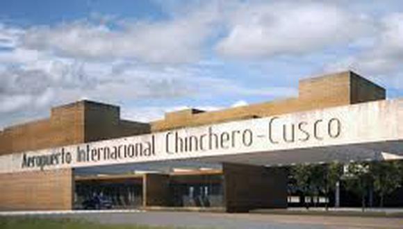 Chinchero se construiría a fines del 2015