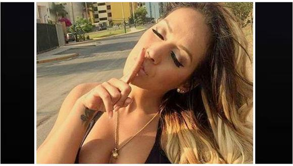 Dorita Orbegoso sorprende a sus seguidores con este sexy atuendo (FOTOS)