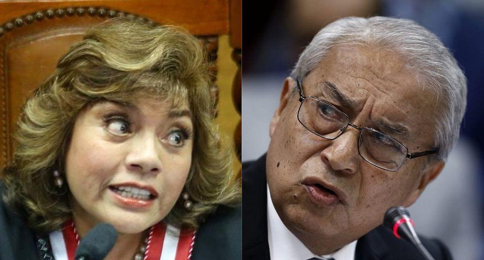 Zoraida Ávalos presenta denuncia constitucional contra Pedro Chávarry