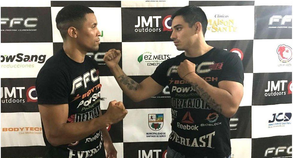 Campeón del FFC y del 300 Sparta se enfrentarán por la supremacía del MMA nacional