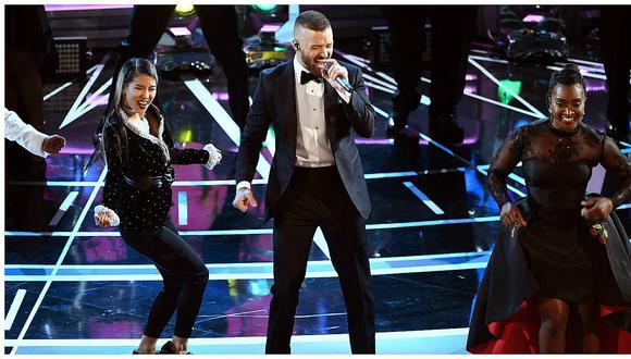 Oscar 2017: Justin Timberlake y el gesto que lo deja mal parado en redes sociales (VIDEO)