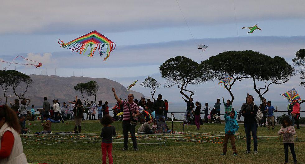 Día del Niño: Volarán cometas en playa Agua Dulce de Chorrillos