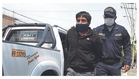 Arrestan a alcalde de Monsefú por manejar ebrio y sin respetar medidas sanitarias