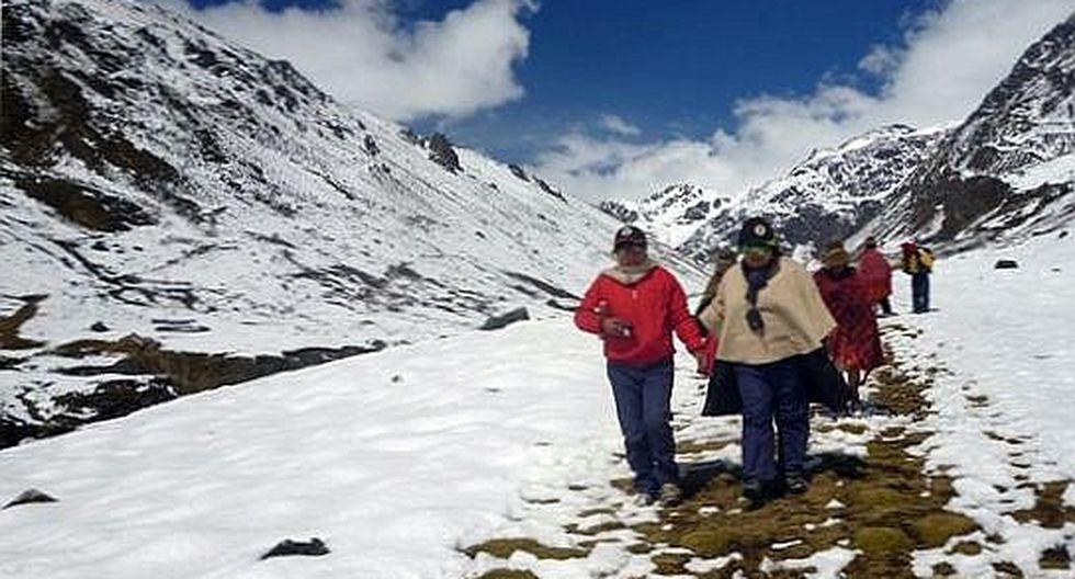 Cusco: Ascienden a 37 los fallecidos por heladas y friaje