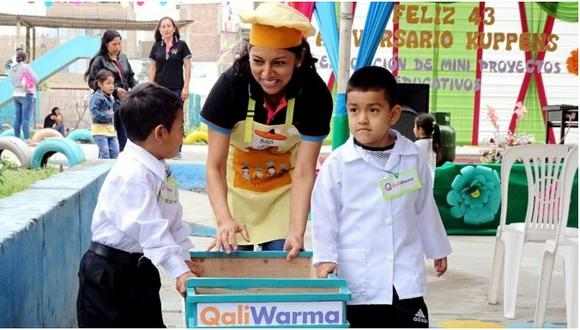 Repasan etapas del servicio alimentario mediante iniciativa pedagógica