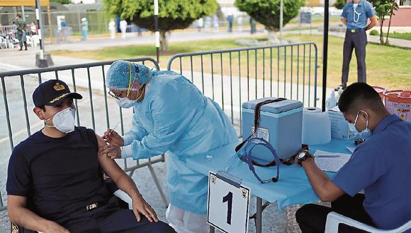 Minsa: sector privado no está autorizado para importar vacunas contra el coronavirus. (Foto: GEC)