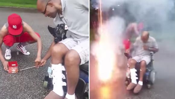La verdad detrás del video viral 'Back up Terry' que se ha vuelto viral nuevamente el 4 de julio (Foto: YouTube)