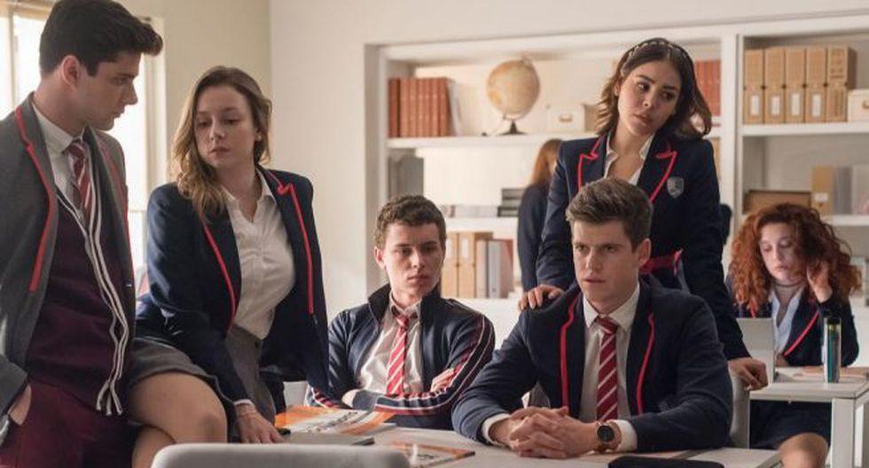 """Élite"" revela la fecha de estreno de su tercera temporada. (Foto: Netflix)"