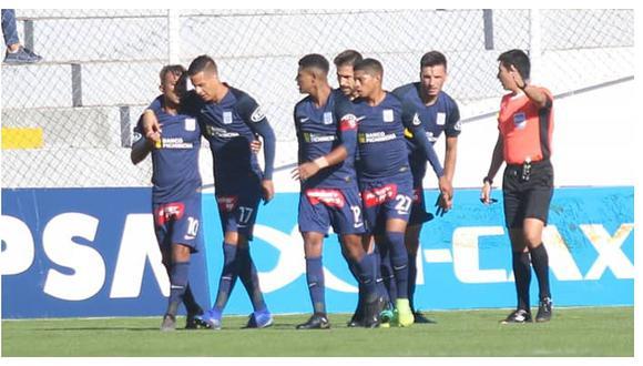 Real Garcilaso vs Alianza Lima: Joazhiño Arroé abrió el marcador con un golazo (VIDEO)