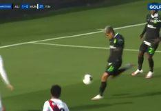 Alianza Lima vs. Municipal: Gonzalo Sánchez marcó este golazo en el amistoso en Matute (VIDEO)