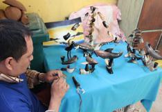 Tres líneas artesanales en peligro de desaparecer en la región Ayacucho
