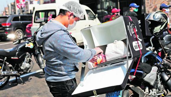 Para que el delivery sea rentable un negocio tiene que, por lo menos, entregar al día entre 20 y 30 pedidos, ya que en la medida que la demanda sea continua durante el día este canal es sostenible, asegura Javier Lauz, director de JL Consultores.