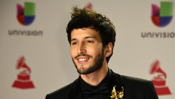 Sebastián Yatra se estrenará como presentador en los Premios Juventud. (Foto: AFP)