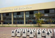 Chincha: Implementan 25 concentradores de oxígeno para área COVID-19 de EsSalud