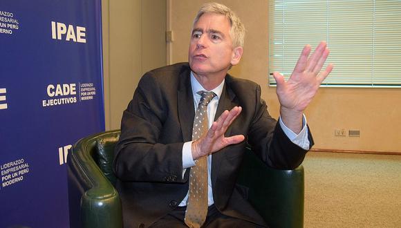 Gonzalo Aguirre presidirá el Cade Ejecutivos 2018