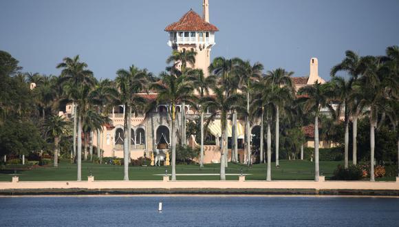 El complejo Mar-a-Lago del ex presidente de Estados Unidos, Donald Trump, se ve en Palm Beach, Florida, Estados Unidos. (REUTERS/Marco Bello).