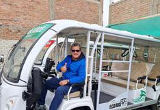 Sergio Galliani lanza línea de buses y minibuses 100% eléctricos y eco amigables