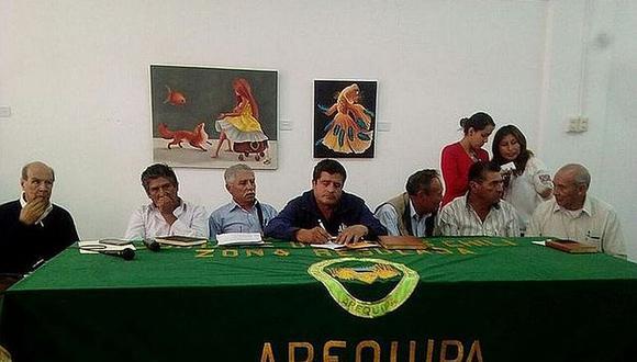 Agricultores de la junta Chili Regulado se alistan para renovar sus juntas directivas