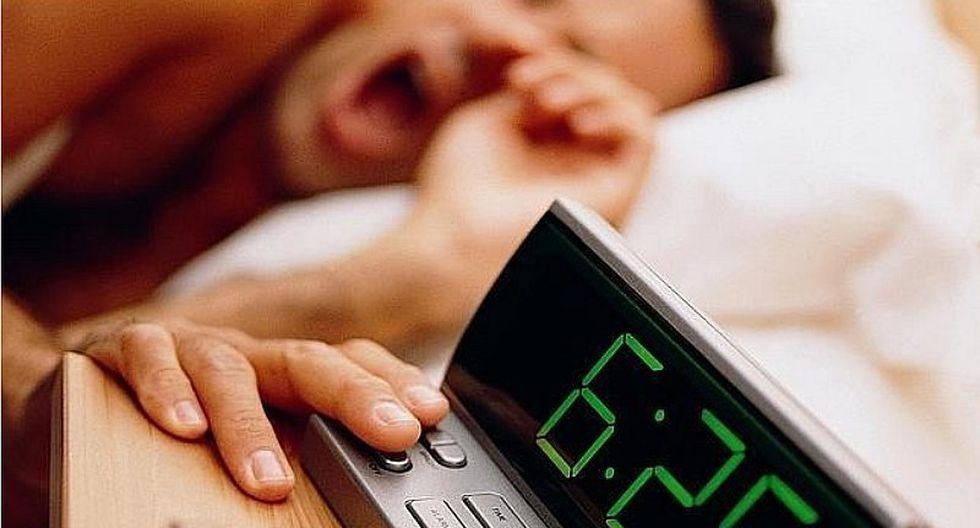 ¿Cómo afecta no dormir horas completas? Un estudio lo explica