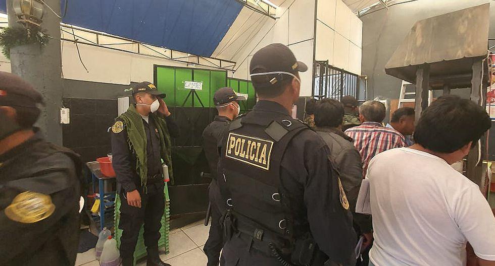 Ciudadanos no acataron primer día de cuarentena