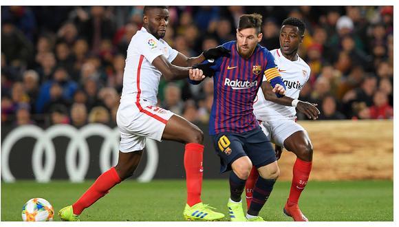 La espectacular jugada del Barcelona que terminó en gol de Lionel Messi (VIDEO)