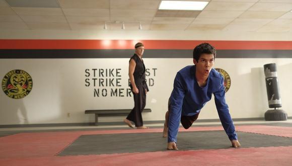 """A propósito de la nueva temporada de """"Cobra Kai"""", Netflix te enseña algunos trucos sobre su uso. (Foto: Cortesía Netflix)"""