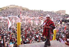 Resultados ONPE en Puno al 100%: Pedro Castillo rozó el 90% de votos y venció a Keiko Fujimori