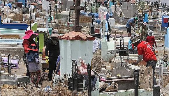 Distrito de Mariano Melgar modifica documentos para acceder a nichos y tumbas y con tarifas diferencias