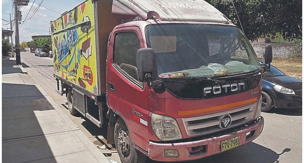 A balazos asaltan camión repartidor de helados