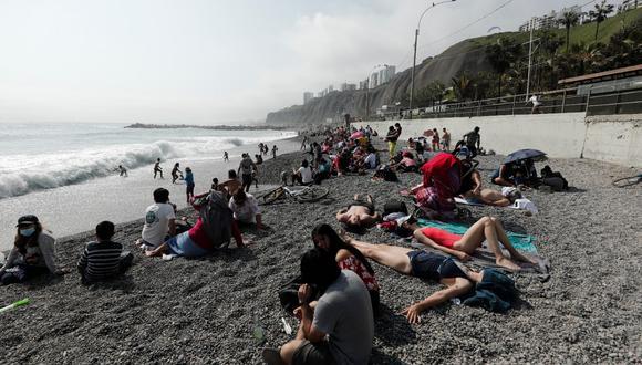 Consejo de Ministros determinó las medidas concretas respecto al acceso de playas para mitigar avance de la pandemia del COVID-19. (Foto: GEC)