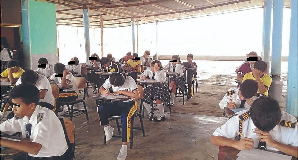 Más de 700 escolares afectados por demora en obra