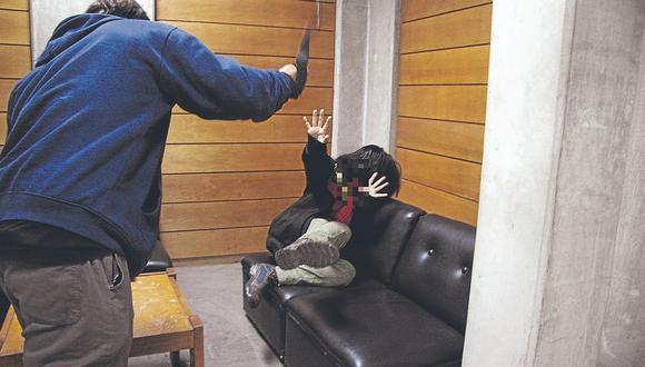 Más de 11,000 denuncias por violencia familiar en la región