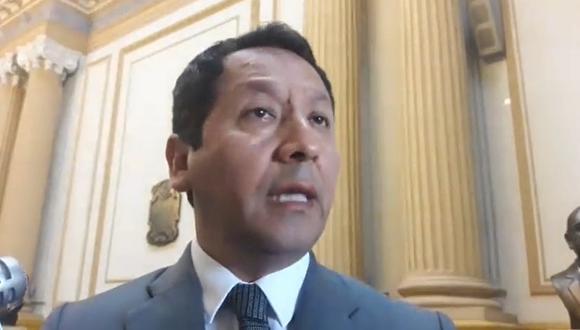 Clemente Flores (Foto: Correo)