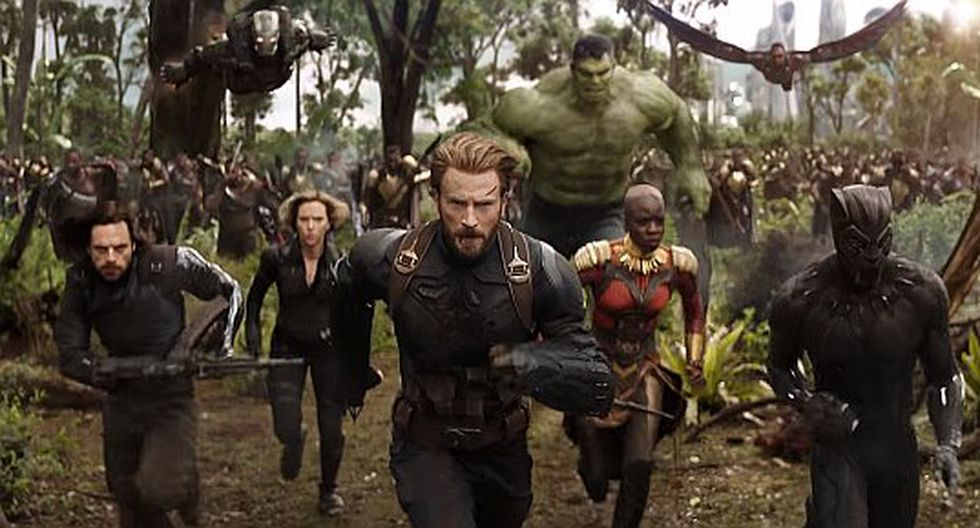 """Marvel lanza emocionante primer tráiler de """"Avengers: Infinity War"""" (VIDEO)"""
