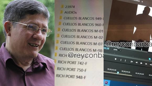 José Barba Caballero asegura tener 23 mil audios y critica a a IDL-Reporteros