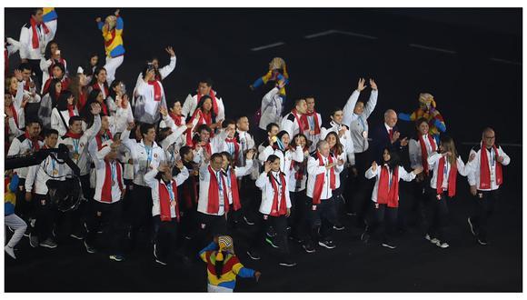 Delegación peruana fue ovacionada durante ceremonia de clausura de los Juegos Panamericanos Lima 2019 (VIDEO)