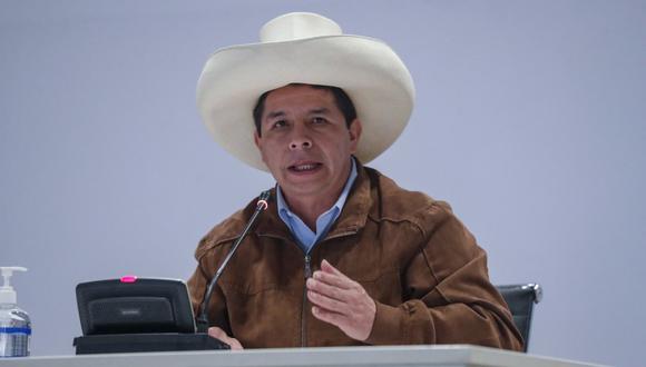 Declaró desde la región San Martín, donde hizo un llamado al pueblo a que fiscalice el uso de recursos públicos. (Foto: Twitter)