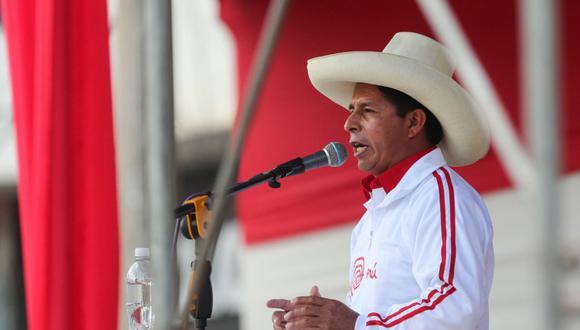 El candidato presidencial de Perú Libre indicó que el enfoque de género en la currícula escolar debería ser trasladado a una Asamblea Constituyente. (Foto: Andina)