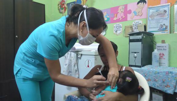 Las vacunaciones realizadas por el Ministerio de Salud son gratuitas. (Foto: GEC)
