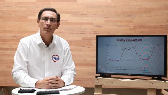 El expresidente y actual candidato al Congreso por Somos Perú sigue en carrera política para las Elecciones 2021. (Foto: Facebook)