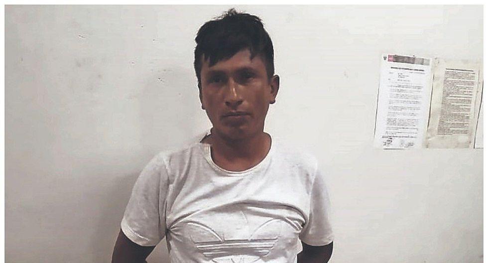 Detienen a un sujeto acusado por el delito de violación sexual
