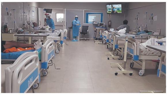 Atravesamos una situación dramática en todos los hospitales de la Región.  Planta de oxígeno entró en mantenimiento.