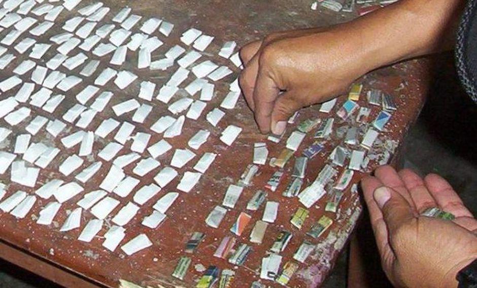 Chimbote: Caen miembros de dos bandas delictivas que vendían drogas