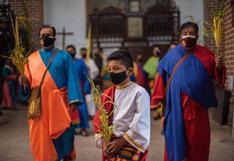 Defensoría advierte de aglomeración en iglesias por actividades con motivo de la Semana Santa